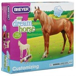 Koń do malowania