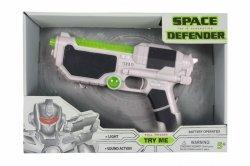 ARTYK SPACE DEFENDER PISTOLET KOSMICZNY 5+