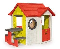 SMOBY DOMEK MY HOUSE + STOLIK 3+