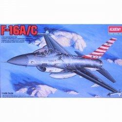 ACADEMY F-16A/C SKALA 1:48 8+