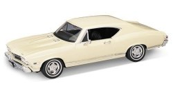 WELLY CHEVROLET SS 396 1968 SKALA 1:24