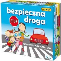 ADAMIGO GRA BEZPIECZNA DROGA 3+