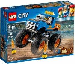 LEGO CITY MONSTER TRUCK 60180 6+