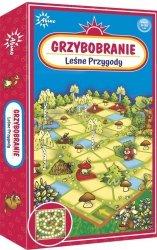 ABINO GRA GRZYBOBRANIE - LEŚNE PRZYGODY 5+