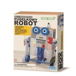 4M PUDEŁKOWY ROBOT 8+