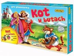 ADAMIGO GRA KOT W BUTACH + PŁYTA CD 5+