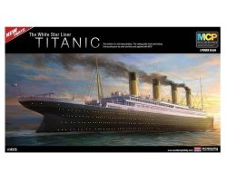 ACADEMY RMS TITANIC WHITE STAR LINER 14215 SKALA 1:400