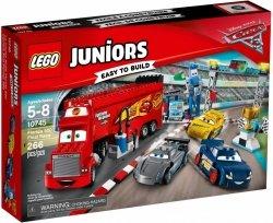 LEGO AUTA JUNIORS FINAŁOWY WYŚCIG FLORIDA 500 10745 5+