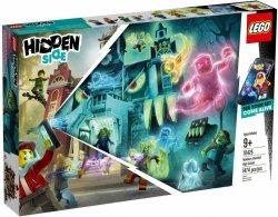 LEGO HIDDEN SIDE NAWIEDZONE LICEUM W NEWBURY 70425 9+
