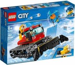 LEGO CITY PŁUG GĄSIENICOWY 60222 6+
