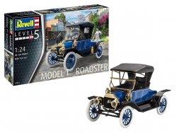 REVELL FORD T MODELL ROADSTER 1913 07661 SKALA 1:24