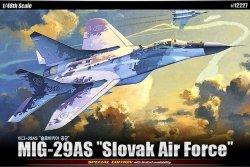 ACADEMY MIG-29AS SLOVAK AIR FORCE SKALA 1:48
