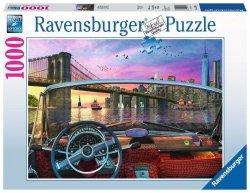 RAVENSBURGER 1000 EL. MOST W BROOKLYNIE PUZZLE 14+