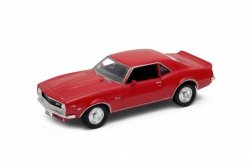 WELLY CHEVROLET 1968 CAMARO Z28 SKALA 1:34
