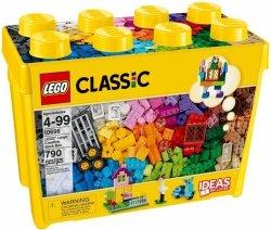 LEGO CLASSIC KREATYWNE KLOCKI DUŻE PUDEŁKO 10698 4+