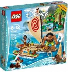LEGO DISNEY OCEANICZNA PODRÓŻ VAIANY 41150 6+