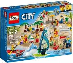 LEGO CITY ZABAWA NA PLAŻY 60153 5+