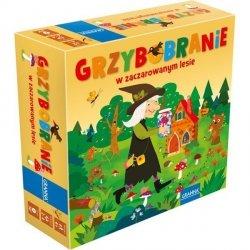 GRANNA GRA GRZYBOBRANIE 3+