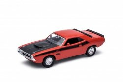 WELLY DODGE 1970 CHALLANGER T/A SKALA 1:34