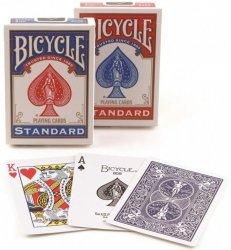BICYCLE KARTY RIDER BACK INTERNATIONAL STANDARDOWY INDEKS 18+