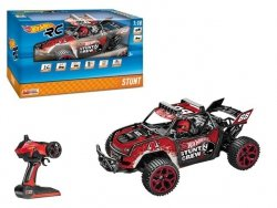 BRIMAREX HOT WHEELS RC 1:18 STUNT BUGGY 3+