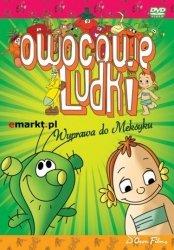 OWOCOWE LUDKI - WYPRAWA DO MEKSYKU (DVD)