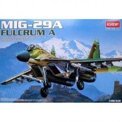 ACADEMY MIG-29A FULCRUM A SKALA 1:48 8+