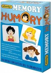 ADAMIGO GRA MEMORY PAMIĘĆ HUMORY 4+
