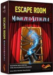 FOXGAMES GRA ESCAPE ROOM: MAGICZNA SZTUCZKA 12+