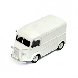 WELLY CITROEN TYPE H BIAŁY SKALA 1:24