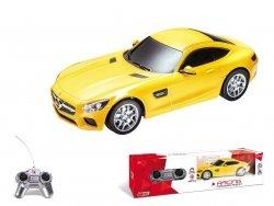 BRIMAREX AUTO R/C MONDO MERCEDES AMG GT 1:24 3+