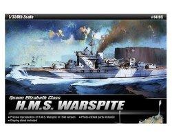 ACADEMY H.M.S. WARSPITE SKALA 1:350