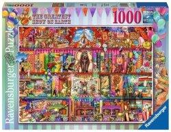 RAVENSBURGER 1000 EL. CUDA NA ZIEMI PUZZLE 14+