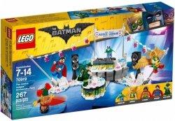 LEGO BATMAN MOVIE IMPREZA LIGI SPRAWIEDLIWOŚCI 70919 7+