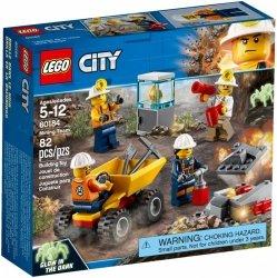 LEGO CITY EKIPA GÓRNICZA 60184 5+