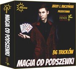 ABINO SZTUCZKI MAGICZNE MAGIA OD PODSZEWKI 36 TRIKÓW 8+