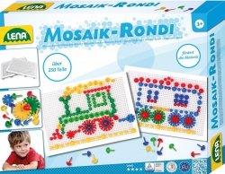 LENA MOZAIKA RONDI 3W1 35710 3+