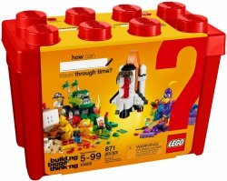 LEGO BRAND CAMPAIGN PRODUCTS MISJA NA MARSA 10405 5+