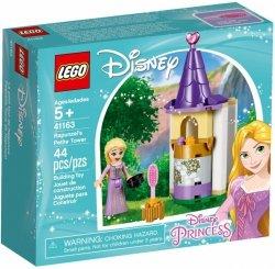 LEGO DISNEY PRINCESS WIEŻYCZKA ROSZPUNKI 41163 5+