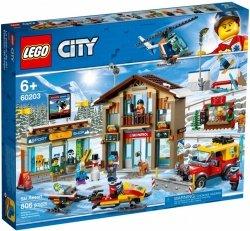 LEGO CITY KURORT NARCIARSKI 60203 6+