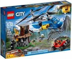 LEGO CITY ARESZTOWANIE W GÓRACH 60173 5+