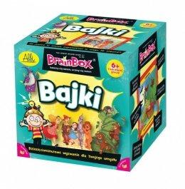 ALBI GRA BRAINBOX BAJKI 8+