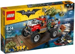 LEGO BATMAN POJAZD KILLER CROCA 70907 8+