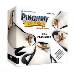 PHALANX GRA PINGWINY Z MADAGASKARU 7+