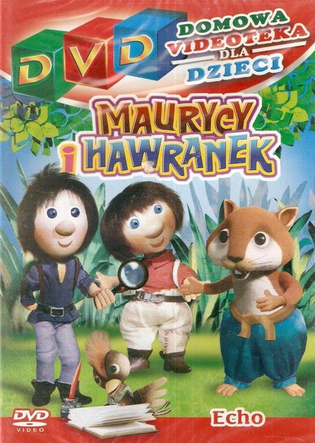 MAURYCY I HAWRANEK - ECHO (DVD)