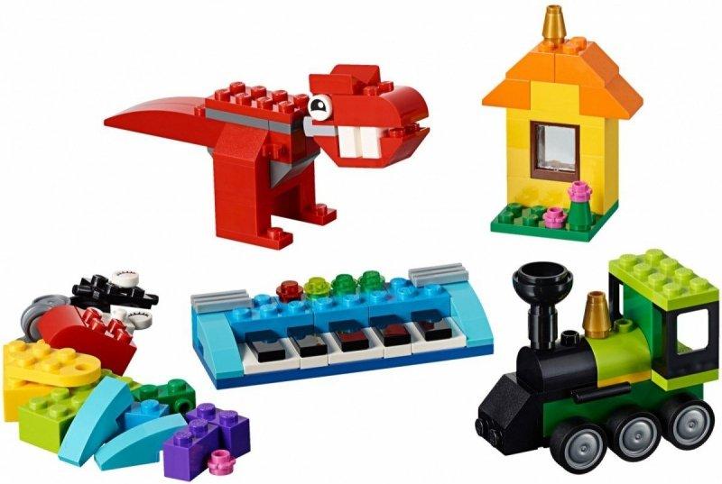 LEGO CLASSIC KLOCKI PLUS POMYSŁY 11001 4+