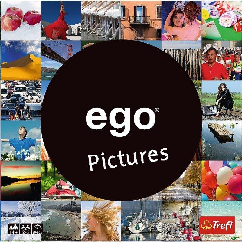 TREFL GRA EGO PICTURES 14+