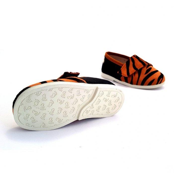 buty-dla-dzieci-na-rzep-slippers-family-tygrys