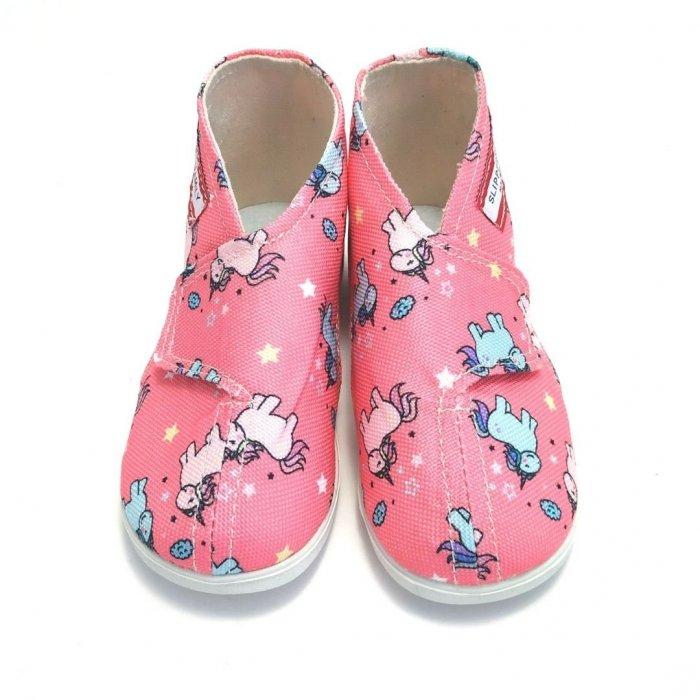 kapcie-dla-dzieci-slippers-family-unicorn
