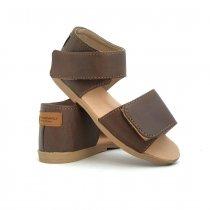 Sandały skórzane dla dzieci TERRA